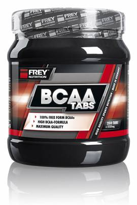 BCAA TABS - 250 Tbl. - Bild vergrößern