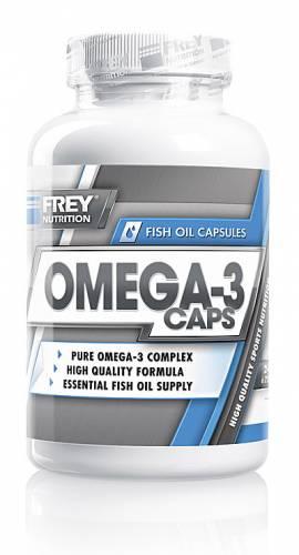 OMEGA-3 CAPS - 240 Kps. - Bild vergrößern