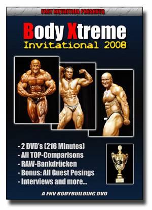 Body Xtreme Invitational 2008 - Bild vergrößern