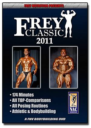 FREY Classic 2011 (NAC Int.) - Produktbild