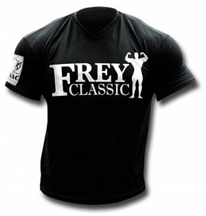 FREY Classic T-SHIRT - Bild vergrößern