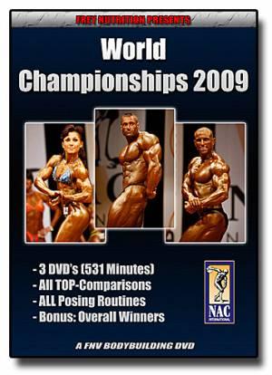 World Championships 2009 (NAC Int.) - Bild vergrößern