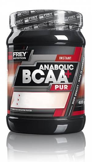 ANABOLIC BCAA PUR + (400 g) - Bild vergrößern
