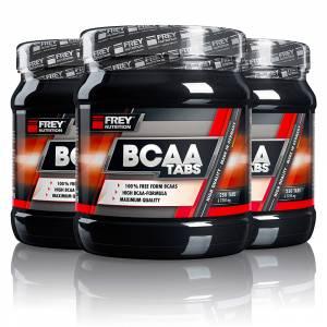 BCAA TABS - 3 x 250 Tbl. - Bild vergrößern