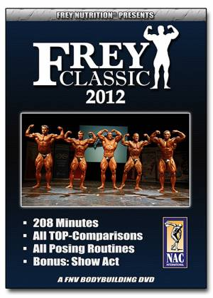 FREY Classic 2012 (NAC Int.) - Bild vergrößern