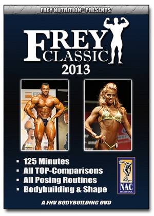 FREY Classic 2013 (NAC Int.) - Bild vergrößern