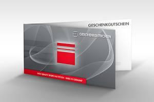 Gutschein - 100 EUR - Bild vergrößern