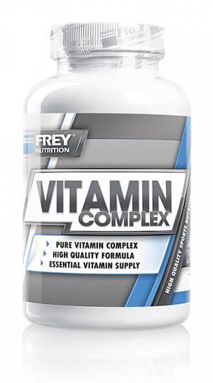 VITAMIN COMPLEX - 120 Kps. - Bild vergrößern