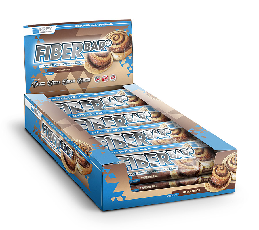 FIBER BAR® - Cinnamon Roll