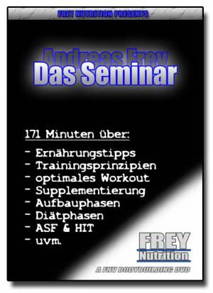 Andreas Frey - Das Seminar - Bild vergrößern