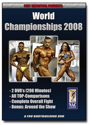 World Championships 2008 (NAC Int.) - Bild vergrößern