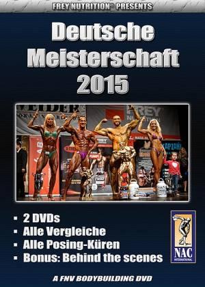 Deutsche Meisterschaft 2015 - Bild vergrößern