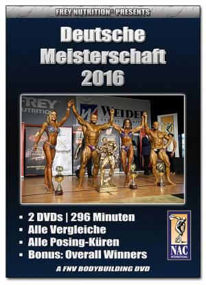 Deutsche Meisterschaft 2016 - Bild vergrößern