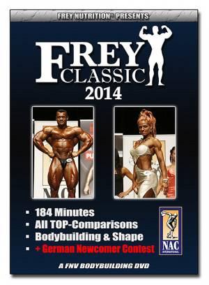 FREY Classic 2014 (NAC Int.) - Bild vergrößern
