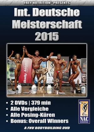 Int. Deutsche Meisterschaft 2015 - Bild vergrößern