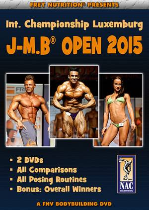 JMB Open 2015 - Bild vergrößern