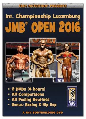 JMB Open 2016 - Bild vergrößern