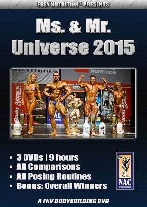 Ms. & Mr. Universe 2015 - Bild vergrößern