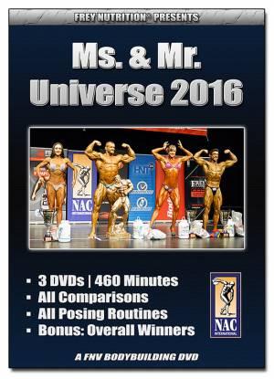 Ms. & Mr. Universe 2016 - Bild vergrößern