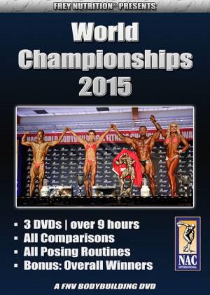 World Championships 2015 - Bild vergrößern