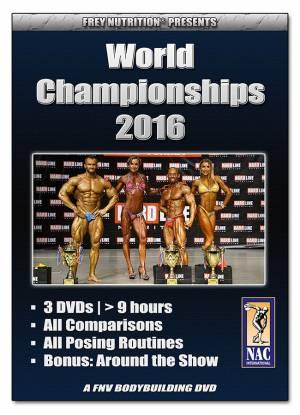 World Championships 2016 - Bild vergrößern