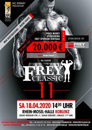 FREY Classic Ticket - Bild vergrößern