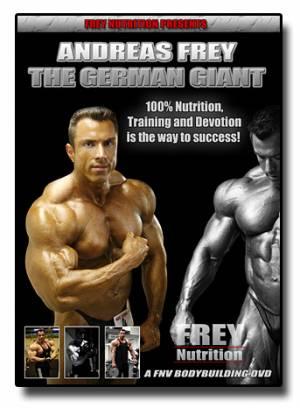 Andreas Frey - The German Giant - Bild vergrößern
