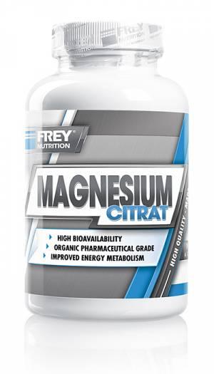 MAGNESIUM CITRAT - 120 Kps. - Bild vergrößern