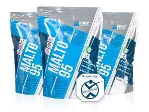 MALTO 95 - 3000 g (3 x 1000 g Zip-Beutel) - Bild vergrößern