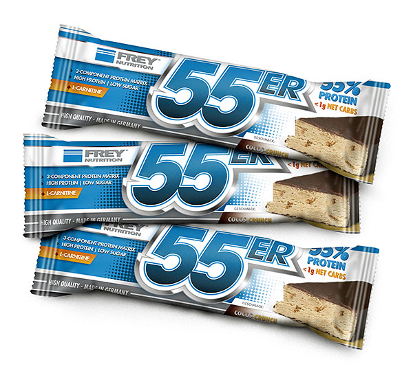 55er Riegel - Cocos-Crunch