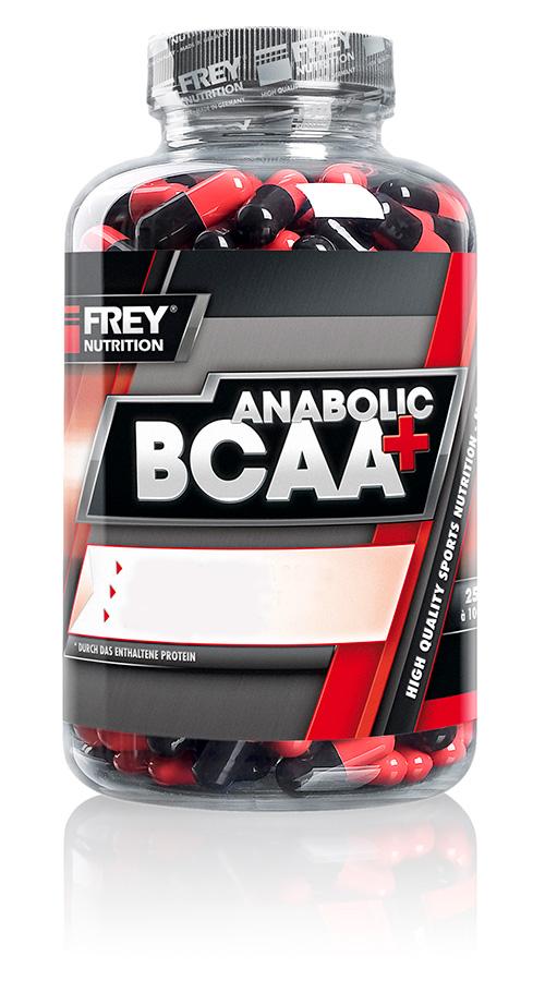 Hochdosierte und peptidgebundene BCAAs