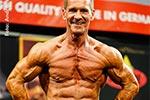 FREY Athlet Dietmar Haubold weiterhin unschlagbar