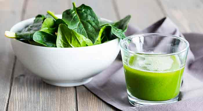Spinat enthält Ecdysteron