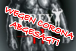 FREY Classic 11 wegen Corona abgesagt!