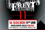FREY Classic 11 - Der Vorverkauf hat begonnen!