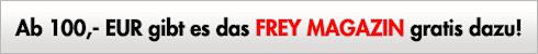 FREY MAGAZIN gartis