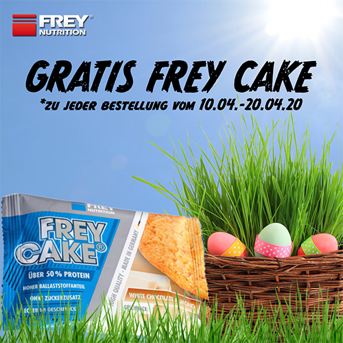 FREY Nutrition Oster-Aktion