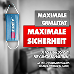 Maximaler Schutz und höchste Qualität