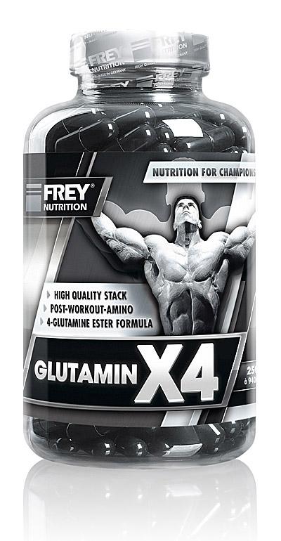 Glutamin in Peptidform wird optimal aufgenommen
