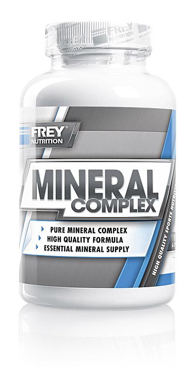 MINERAL COMPLEX kann den erhöhten Bedarf decken