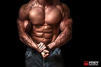 Proteine für den Muskelaufbau