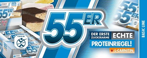 55er Proteinriegel online bestellen
