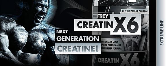 CREATIN X6 im Shop bestellen