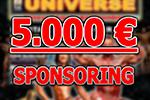 5.000 Euro Sponsoring von FREY Nutrition